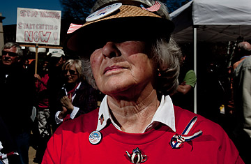 A portrait of the Tea Party in New Hampshire