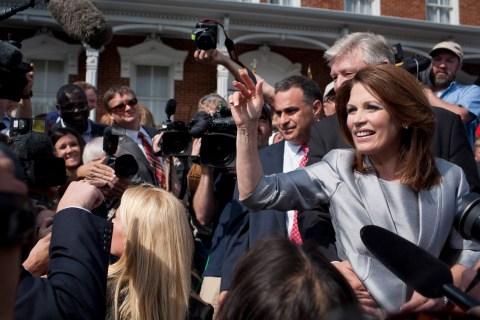 Bachmann Campaign Announcement