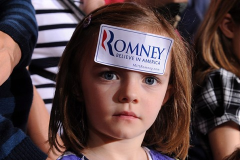 Sticking with Romney