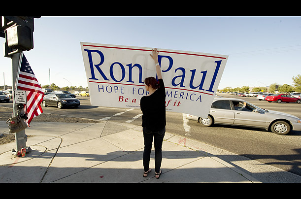 Paul Supporter