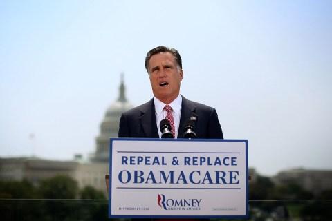 Mitt Romney Obamacare
