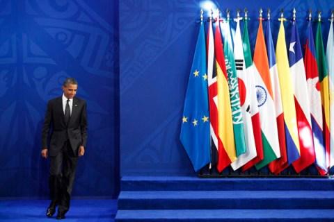 President Obama G20 Summit