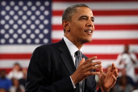 Obama speaks in Cleveland, Ohio