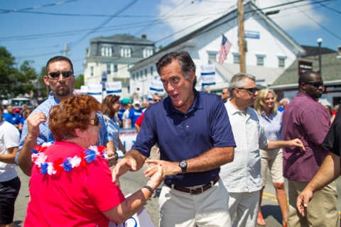 Independence Day celebration in New Hampshire