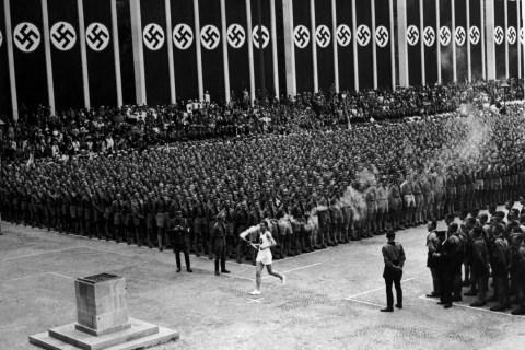 1936 Olympics in Berlin