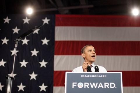 Barack Obama in Florida