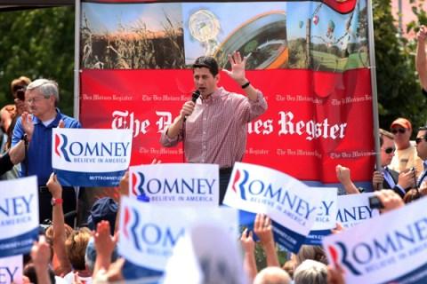 Paul Ryan, Terry Branstad