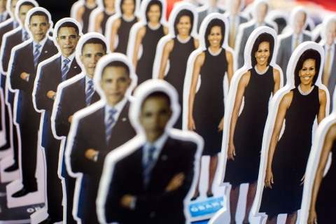 The Iconography of Obama