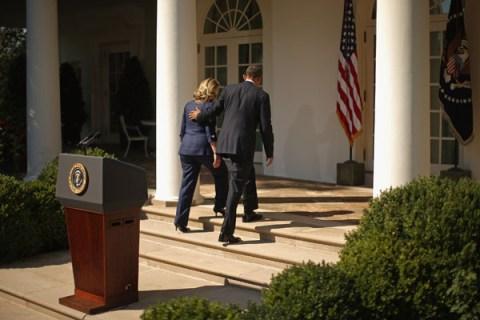 President Obama Speaks On The Death Of U.S. Ambassador In Libya Christopher Stevens