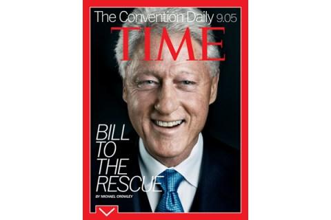 Cover Photograph Bill Clinton