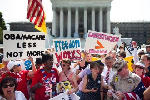 Top10_Campaign_falsehoods_04_Obamacare is a federal takeover of the U.S. health-care system