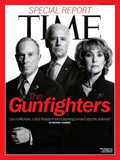 Time Magazine Cover, Jan. 28, 2012