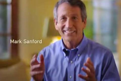 Mark Sanford Ad