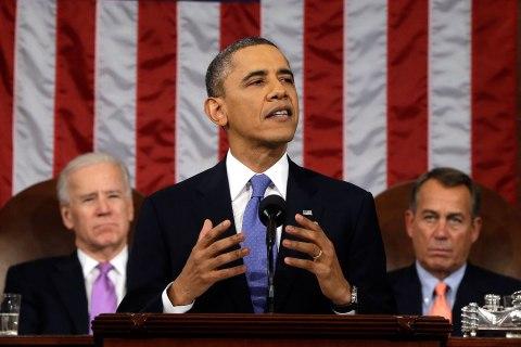 Obama's State of Union address