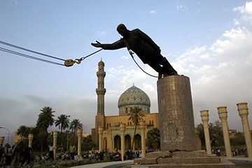 Saddam Hussein Iraq