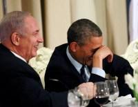 President Obama and Prime Minister Benjamin Netanyahu