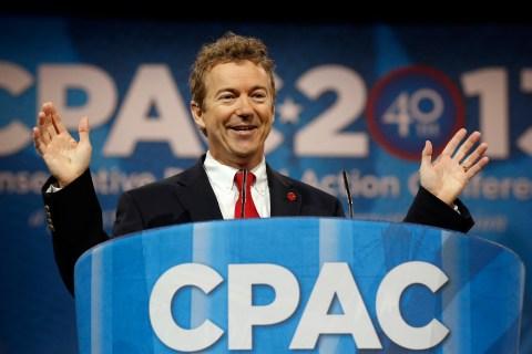 Senator Paul of Kentucky