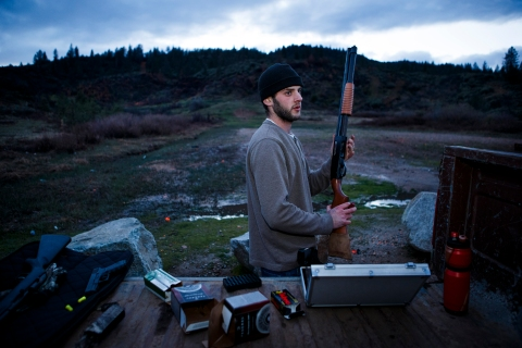 CA:Redding, California's gun-buying capital