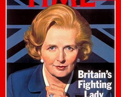 Margaret Thatcher in TIME