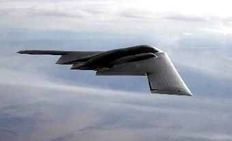 B-2A Spirit Stealth Bomber