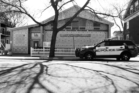 Islamic Society of Boston Mosque, Attended By Boston Bombers
