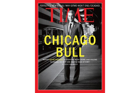TIME Magazine Cover, June 10, 2013