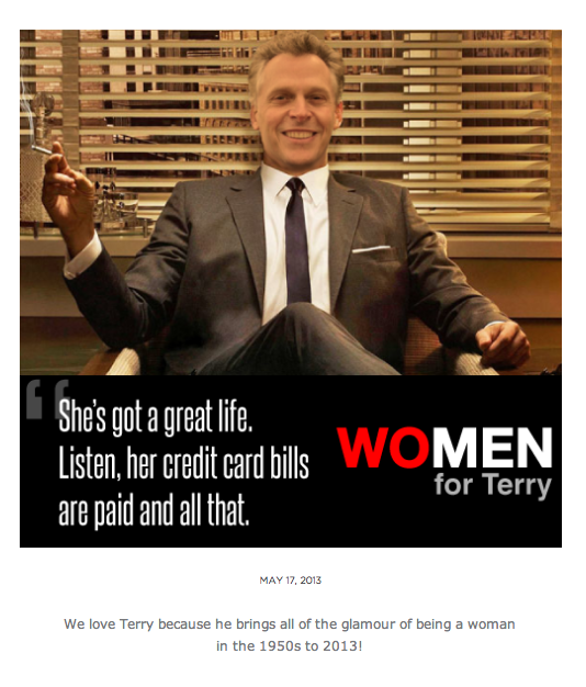 Women for Terry