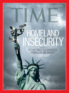 TIME Magazine Cover, May 13, 2013