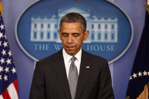 President Obama Delivers Statement On Boston Marathon Bombings