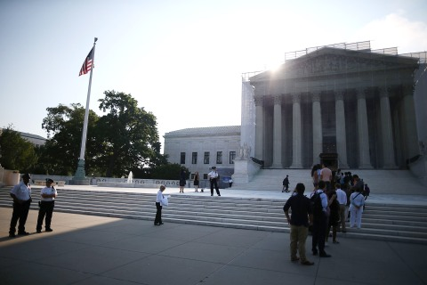 U.S. Supreme Court Issues Orders On Pending Cases