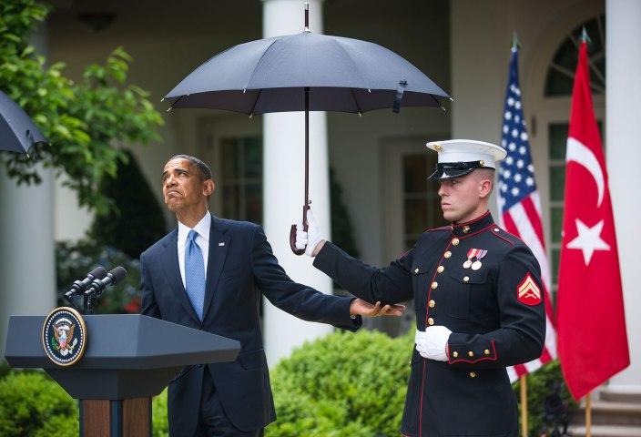 President Obama hosts Turkish Prime Minister at the White House