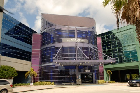 The Mount Sinai Comprehensive Cancer Center in Miami Beach, Fla.