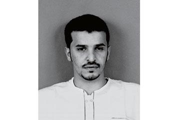 Handout picture of Saudi fugitive Ibrahim Hassan al-Asiri as seen at the Saudi interior ministry
