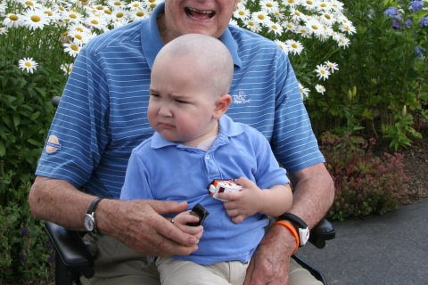 George H. W. Bush and Patrick