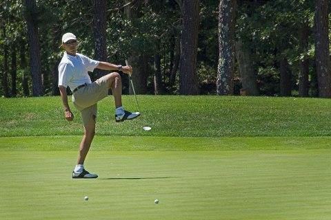 President Obama vacation