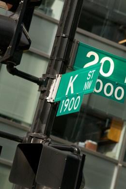 K Street, Washington, DC