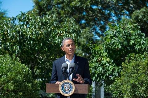 Obama Statement on Egypt