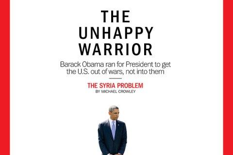 TIME Magazine Cover, September 9, 2013