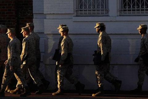 Navy Yard Shooting Follow - Washington, DC