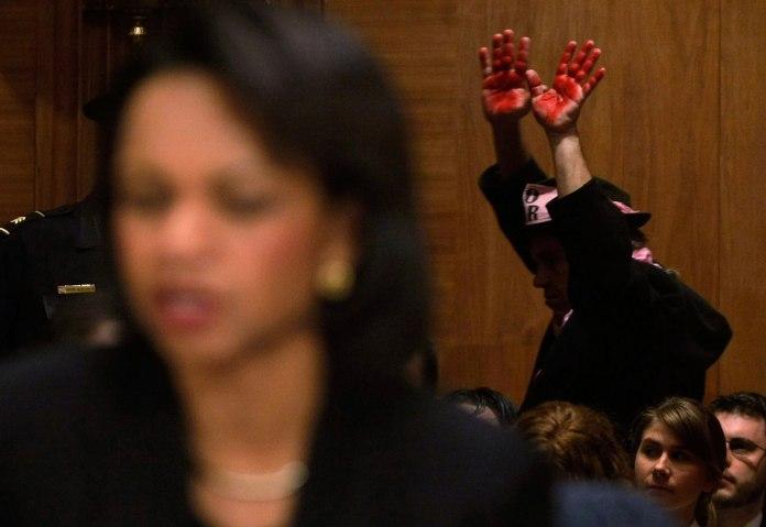 Rice Testifies Before Senate Appropriations Committee