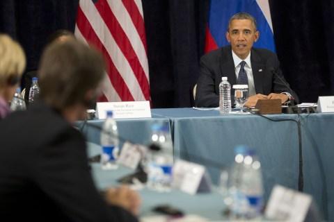 Barack Obama, Igor Kochetkov