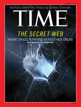 TIME Magazine Cover, November 11, 2013