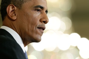 President Obama Holds News Conference At The White House