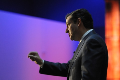 Ted Cruz Headlines Iowa GOP Ronald Reagan Commemorative Dinner