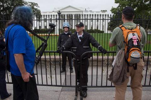 Shutdown White House