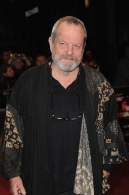 """Zero Theorem"" - Red Carpet Arrivals: 57th BFI London Film Festival"