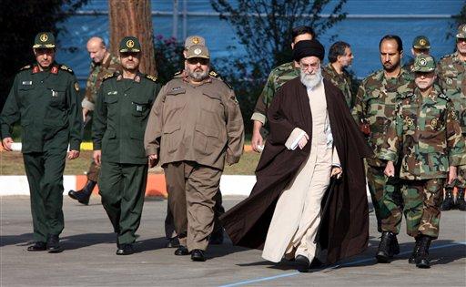 IRAN ARMED FORCES KHAMENEI