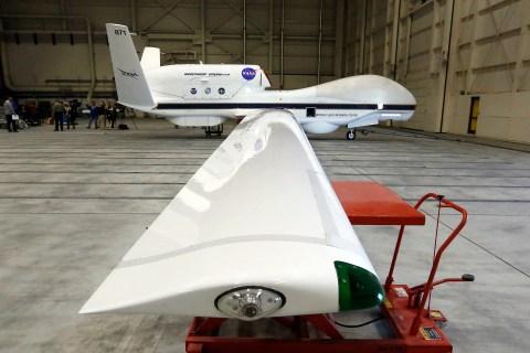 NASA Research Drone