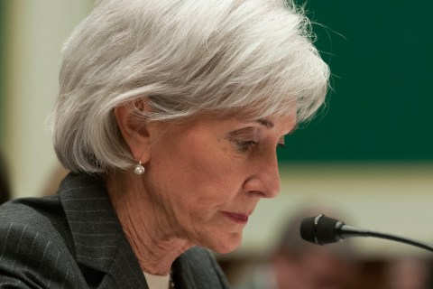Kathleen Sebelius Testifies Before House On ACA Implementation Failures.