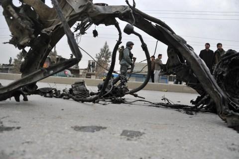 AFGHANISTAN-UNREST-ATTACKS